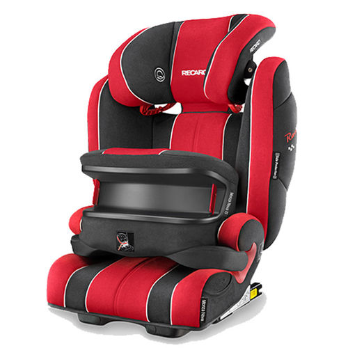 Recaro Silla de Auto Monza Nova IS - Seatfix Con Escudo De Impacto Racing Limited Edition